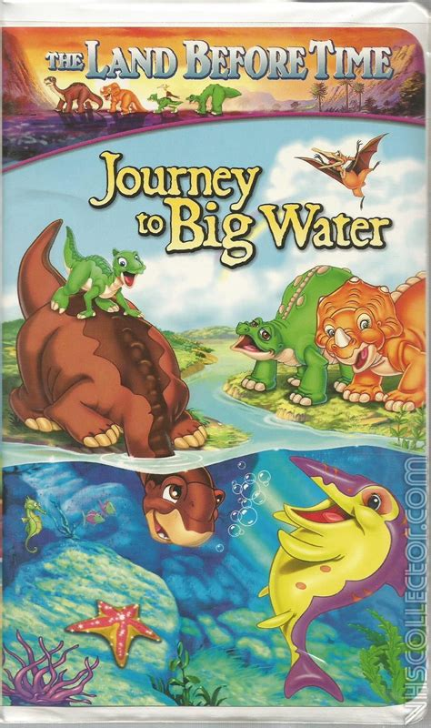 The Land Before Time: Journey to Big Water   VHSCollector