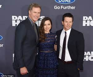 Will Ferrell takes wife Viveca Paulin and sons Axel and