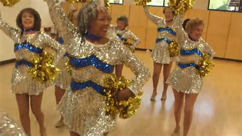 Meet the Real-Life Cheerleaders Who Inspired 'Poms