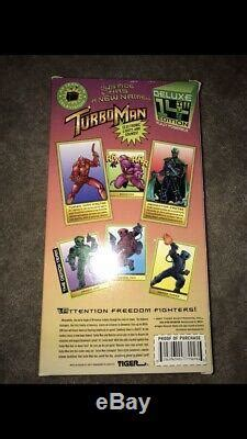 Jingle All The Way Turbo Man Booster And Dementor Screen