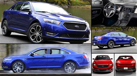 Ford Taurus SHO (2013) - pictures, information & specs