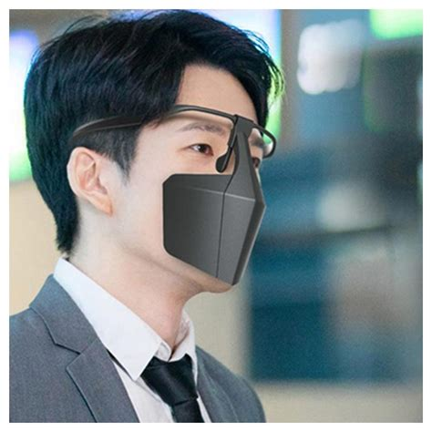 Reusable Plastic Protective Face Mask