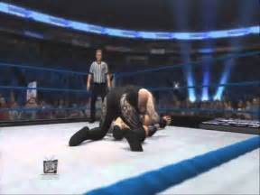 WWE 12'   The Undertaker Signature & Finishing Moves (The