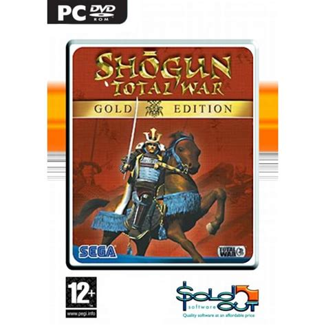 Shogun: Total War Gold Edition (Sold Out) - PC