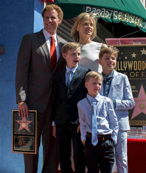 Will Ferrell Receives Star on Hollywood Walk of Fame