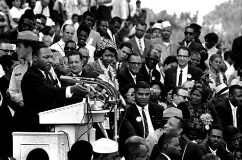 Celebrities And The 1963 March On Washington | The Museum