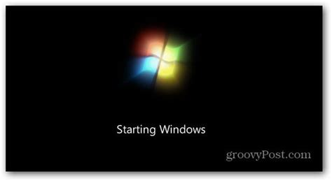 How To Disable the Windows Startup Splash Screen