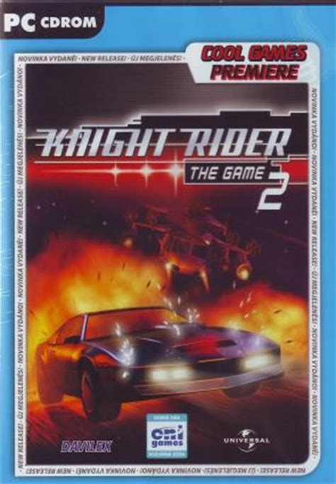 Knight Rider 2: The Game (Cool Games) - PC