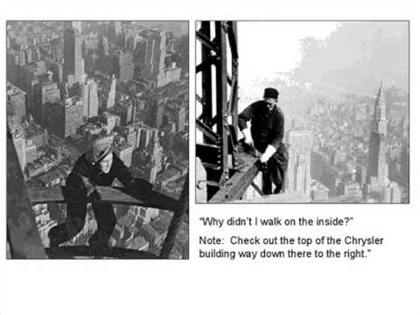 Empire State Building Construction - YouTube