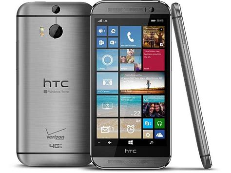 HTC One (M8) for Windows price, specifications, features