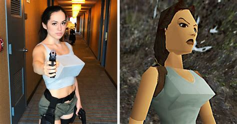 This Cosplayer Will Surprise You With Her Odd And
