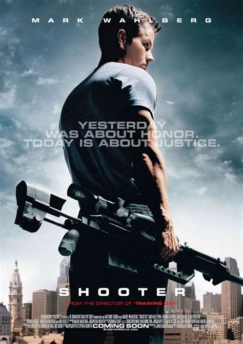 Shooter Movie Poster (#2 of 3) - IMP Awards