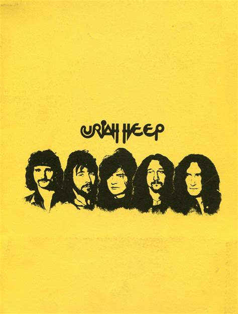 116 best images about Uriah Heep-Britse Rockband-1969
