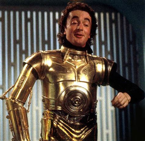 Anorak News | Star Wars photos: George Lucas and his robots