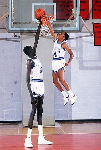 Anglican Yinzer: Friends of Manute Bol Remember a Gentle Giant
