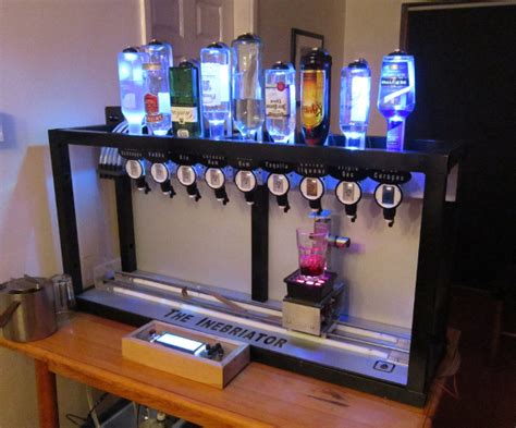 The Inebriator: A Robot Bartender | Incredible Things